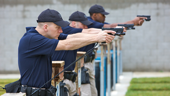 Law Enforcement Officer Training