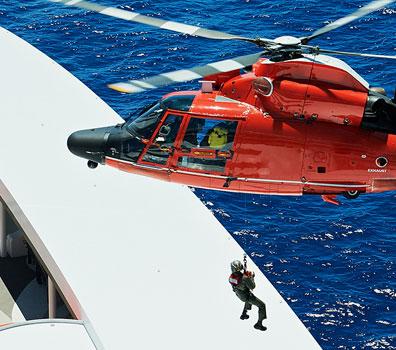 Coast Guard Licensing